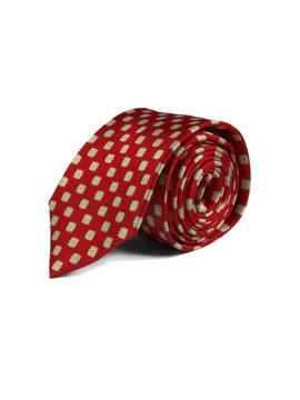 Corbata Royal Garnet