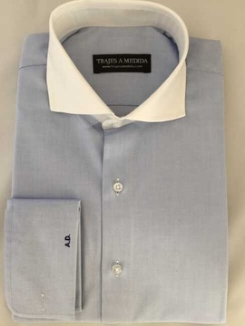 White Neck Mauricio Oxford