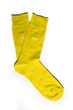 Calcetín Amarillo