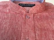 Camisa Lino Roja Dragon