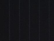 Navy Pinstripe