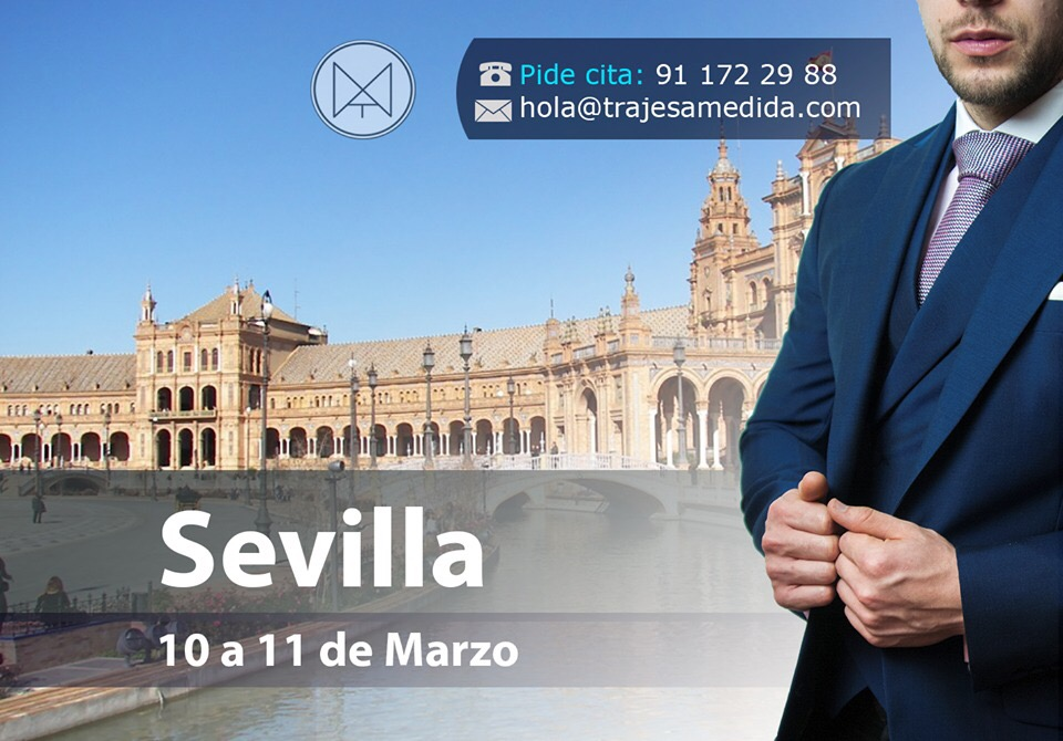 Toma de Medidas en Sevilla