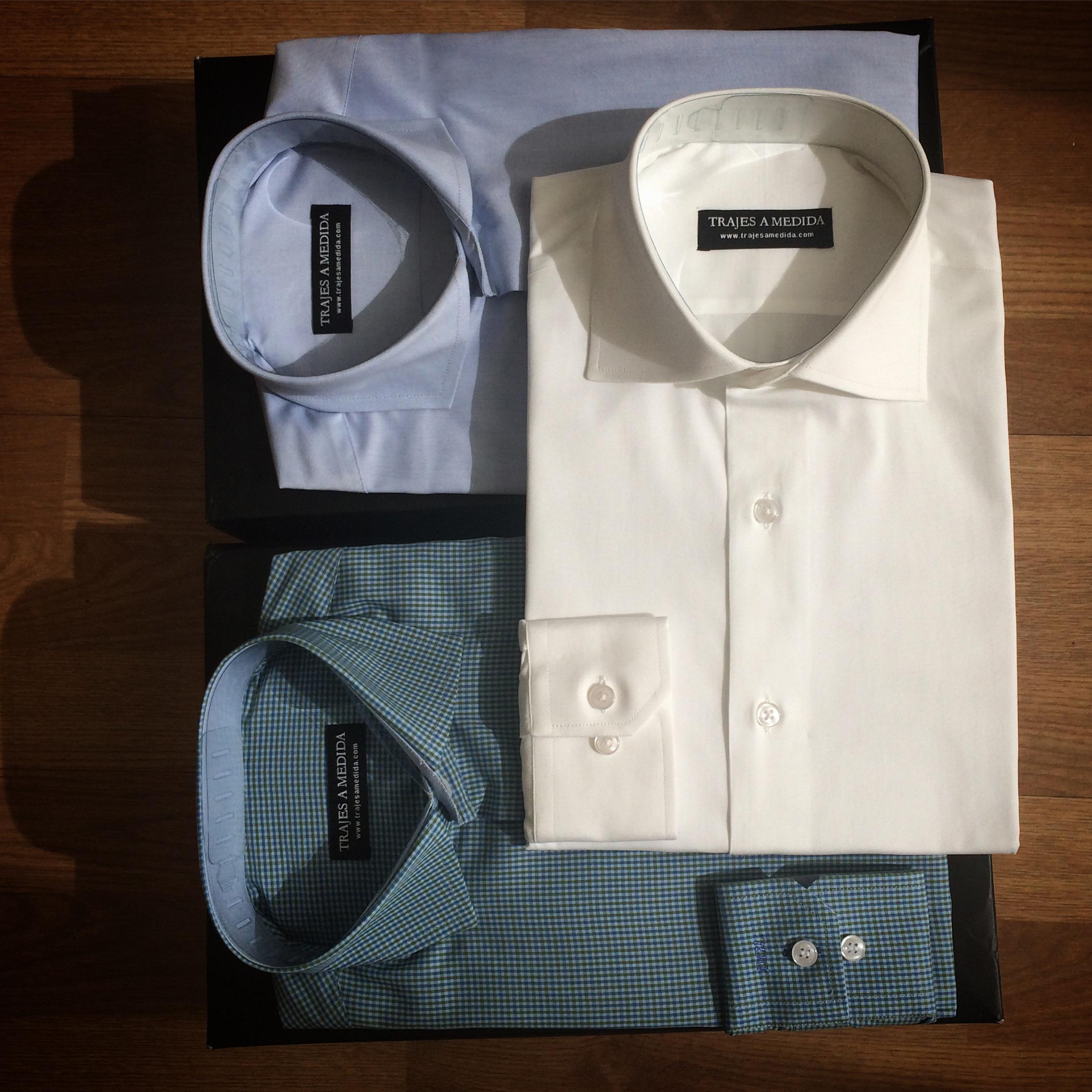 Calidad camisas telas