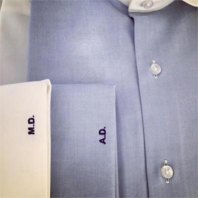 Camisas a medida colección